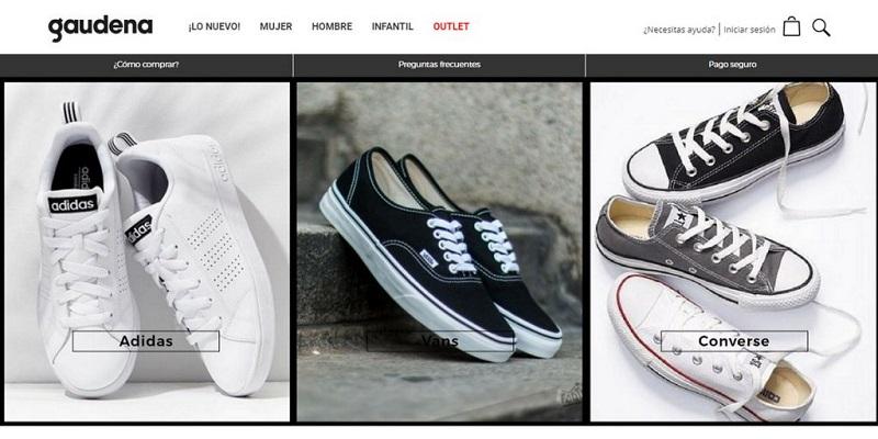 Gaudena, compra zapatos y accesorios a la moda