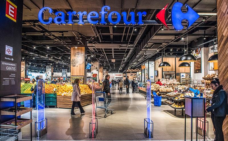 Carrefour, un hipermercado en la palma de tu mano