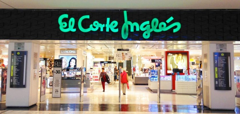 El Corte Inglés, marcas exclusivas sin salir de casa