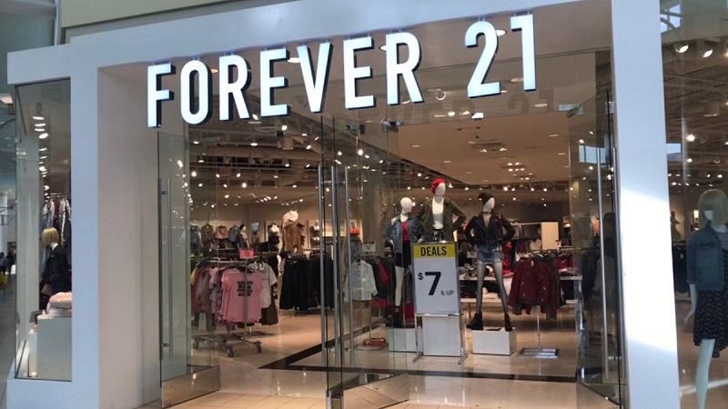 Forever 21, mantente a la moda con ropa cómoda y creativa