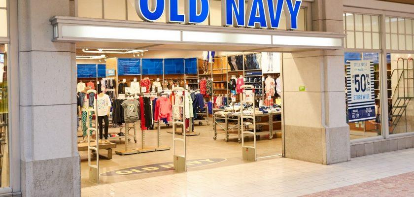 Old Navy, ropa de excelente calidad y para todos