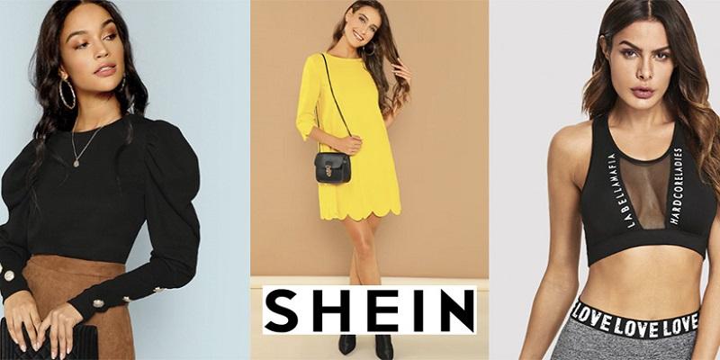 Shein, ropa para mujeres con mucho estilo
