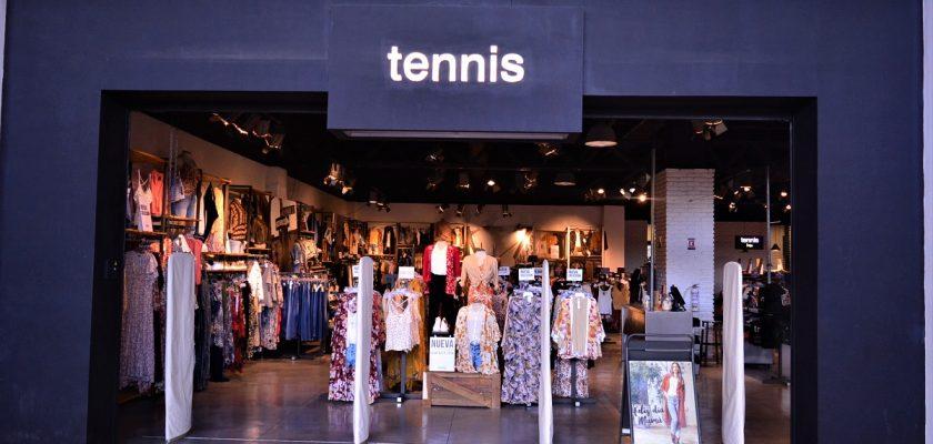 Tennis, ropa con mucha personalidad para todas las edades