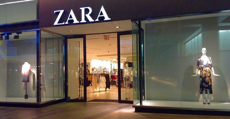 Zara, moda internacional al alcance de tu mano
