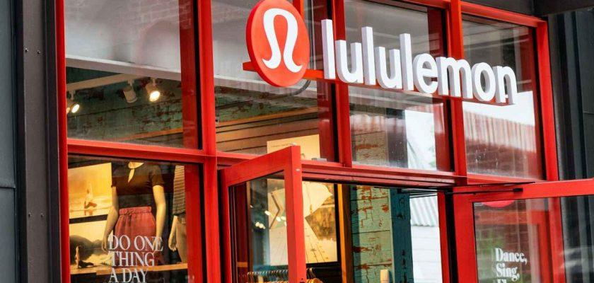 Lululemon Athletica, todo en ropa y accesorios deportivos