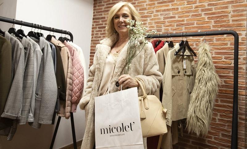 Micolet, ropa de segunda mano con mucho estilo