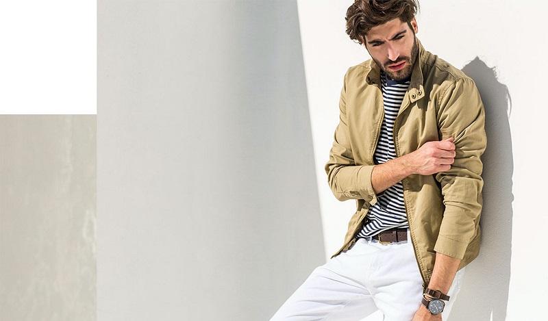 Macowens, ropa cómoda para hombres a la moda