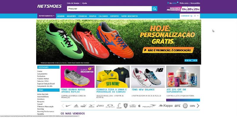 Netshoes, tu tienda online de calzado deportivo de marca