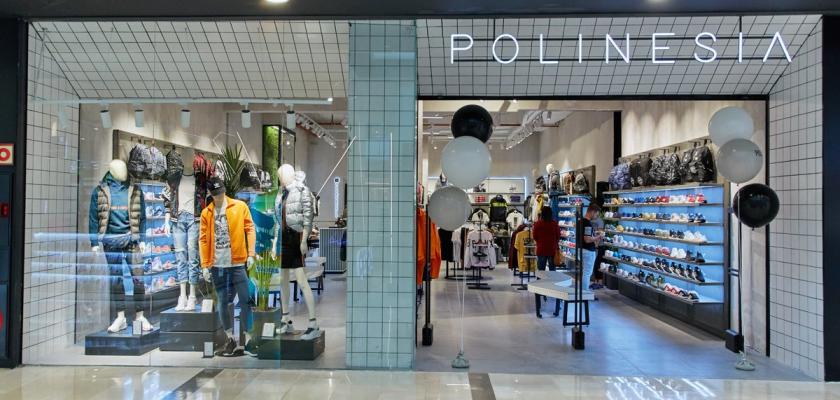 Polinesia, ropa con estilo urbano para mujeres y hombres
