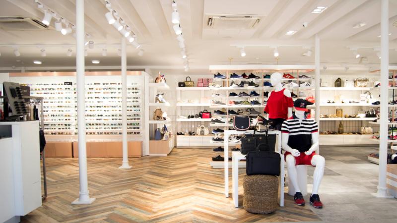 Tiendas de ropa en España