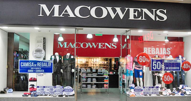 tiendas de ropa en argentina